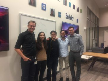 Teams compete for winning IV bag and infusion design in OSAA-Collider Finals