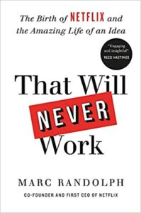That Will Never Work (Book Cover)